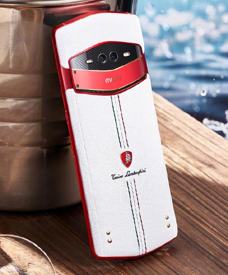 Meitu chính thức trình làng smartphone V7 và V7 Tonino Lamborghini, 3 camera trước, mặt lưng bọc da, giá từ 16 triệu - Ảnh 6.