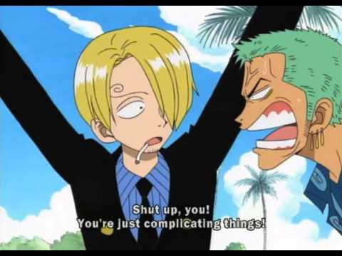 One Piece: Phụ nữ nguồn cơn của những bất hạnh, nguyên nhân chính gây ra sự xung đột giữa Zoro và Sanji - Ảnh 6.
