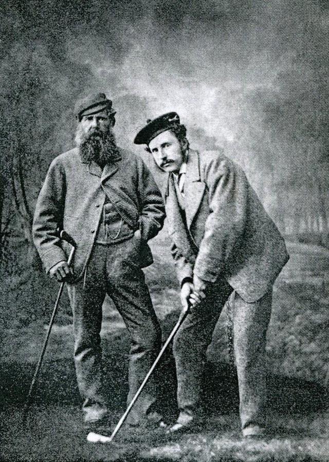 """Chuyện ít biết về huyền thoại Old Tom Morris - """"ông tổ của làng golf thế giới"""" - Ảnh 2."""