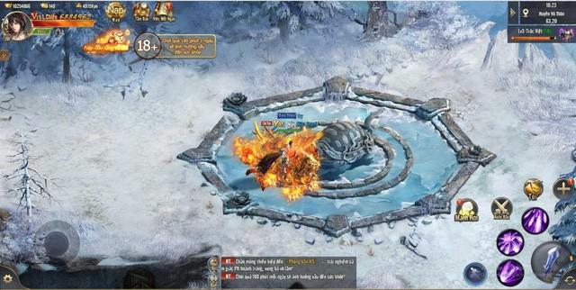 Điểm danh 4 game mobile hấp dẫn mới ra mắt game thủ Việt trong tuần qua - Ảnh 5.