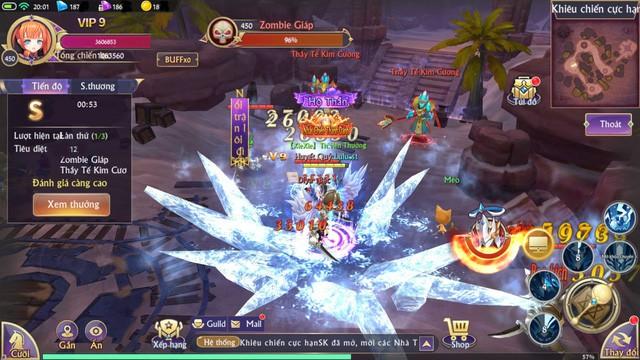 Điểm danh 4 game mobile hấp dẫn mới ra mắt game thủ Việt trong tuần qua - Ảnh 8.