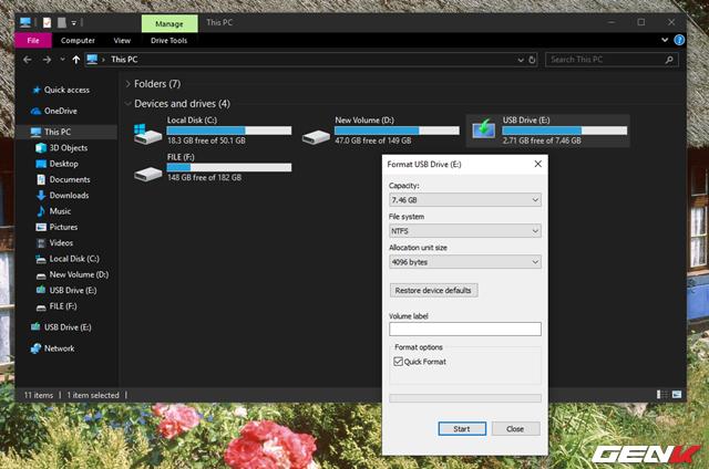 Thủ thuật cài đặt Windows 10 trực tiếp lên USB để sử dụng cho mục đích di động - Ảnh 5.