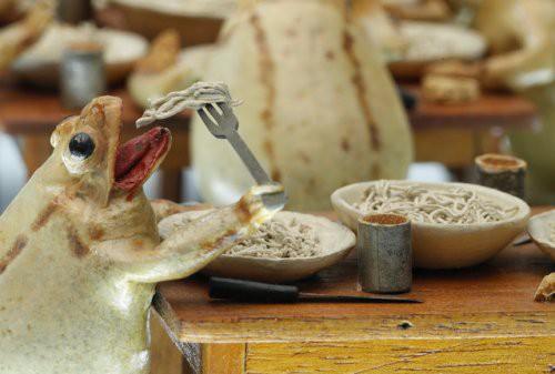Tham quan bảo tàng ếch độc nhất vô nhị ở Thụy Sĩ với đầy những bất ngờ - Ảnh 3.