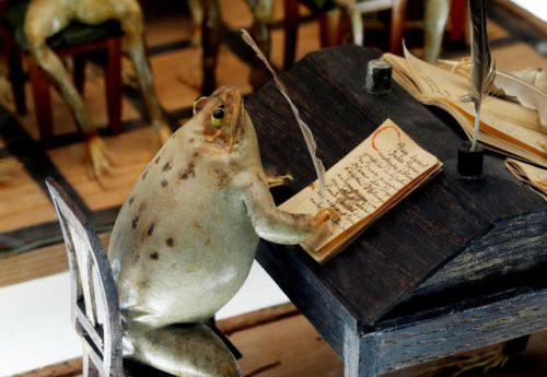 Tham quan bảo tàng ếch độc nhất vô nhị ở Thụy Sĩ với đầy những bất ngờ - Ảnh 5.