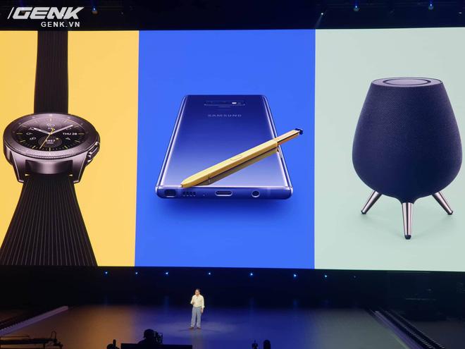 Samsung Galaxy Watch chính thức ra mắt tại Việt Nam - Ảnh 4.