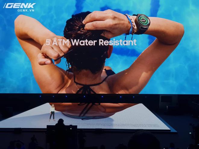 Samsung Galaxy Watch chính thức ra mắt tại Việt Nam - Ảnh 6.