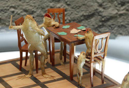 Tham quan bảo tàng ếch độc nhất vô nhị ở Thụy Sĩ với đầy những bất ngờ - Ảnh 7.