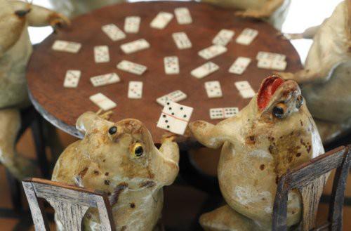 Tham quan bảo tàng ếch độc nhất vô nhị ở Thụy Sĩ với đầy những bất ngờ - Ảnh 9.