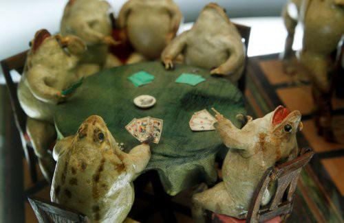 Tham quan bảo tàng ếch độc nhất vô nhị ở Thụy Sĩ với đầy những bất ngờ - Ảnh 10.
