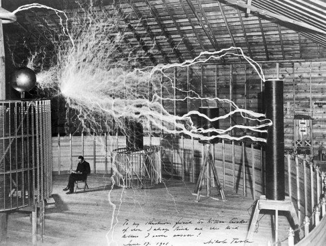 Tài đi đôi với tật: Đây là những thói quen, những đức tin quái lạ của Nikola Tesla - Ảnh 3.