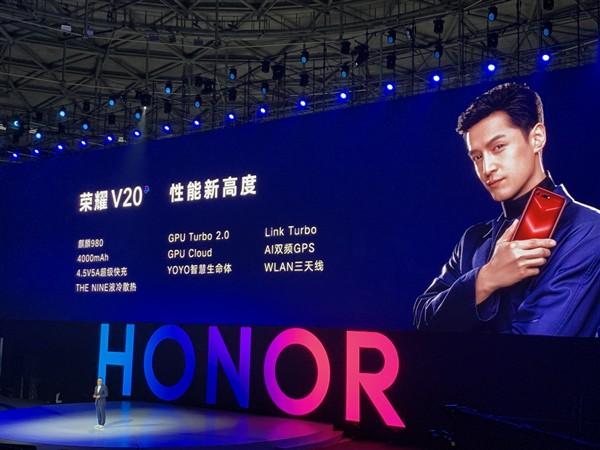 Honor V20 chính thức ra mắt, màn hình đục lỗ, Kirin 980, giá từ 10 triệu - Ảnh 3.