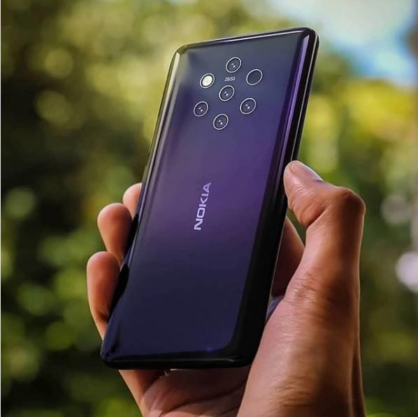 Nokia 9 PureView 5 camera sau sẽ có giá từ 20 đến 21 triệu đồng, ra mắt cuối tháng này - Ảnh 1.