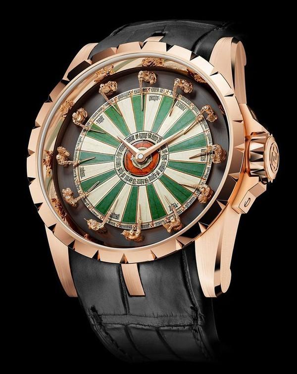 Ngỡ ngàng với 10 thiết kế đồng hồ kỳ lạ nhất Trái Đất, chiếc thứ 5 dành cho người luôn trễ hẹn - Ảnh 14.