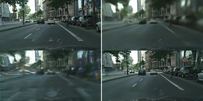 NVIDIA phát triển thành công AI tạo ra được thế giới ảo, bằng cách cho nó xem video về thế giới thực - Ảnh 3.