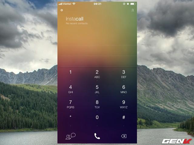 Giao diện quản lý cuộc gọi trên iOS của iPhone làm bạn phát chán? Hãy thử qua gợi ý này - Ảnh 4.