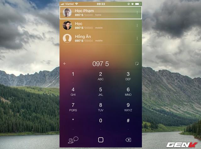 Giao diện quản lý cuộc gọi trên iOS của iPhone làm bạn phát chán? Hãy thử qua gợi ý này - Ảnh 6.