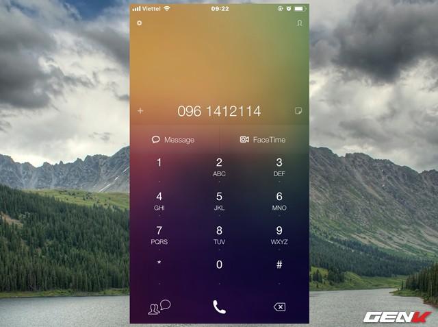 Giao diện quản lý cuộc gọi trên iOS của iPhone làm bạn phát chán? Hãy thử qua gợi ý này - Ảnh 7.