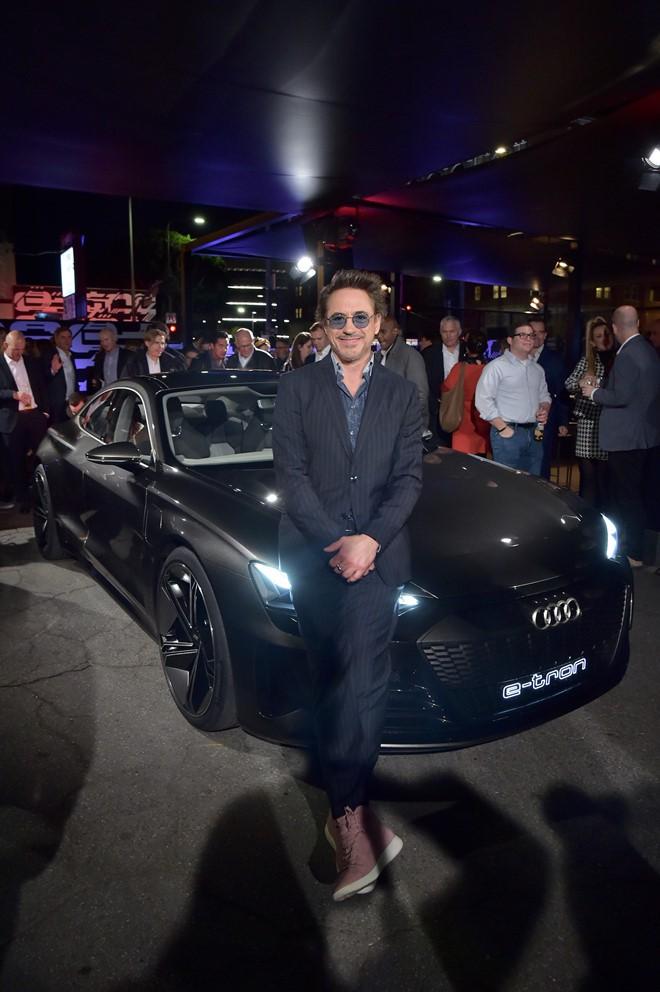 Xe điện concept e-tron GT của Audi sẽ xuất hiện trong Avengers 4, có thể do Tony Stark cầm lái - Ảnh 2.