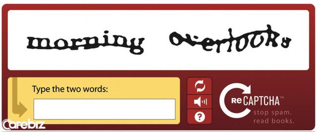 """Mô hình """"thần thánh"""" reCAPTCHA: Biến người dùng Internet thành """"nhân công"""" miễn phí, điện tử hóa 17.600 quyển sách mỗi năm, khiến Google chi 30 triệu USD thâu tóm! - Ảnh 2."""