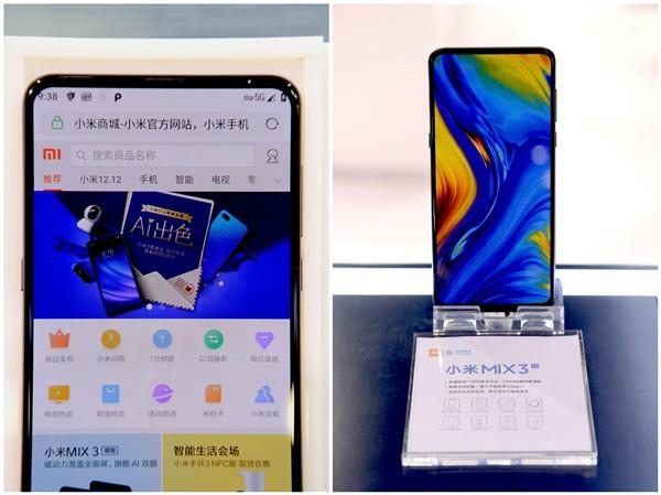 Quá nhanh quá nguy hiểm, Xiaomi trình làng nguyên mẫu smartphone đầu tiên trên thế giới trang bị chip Snapdragon 855 và mạng 5G - Ảnh 1.