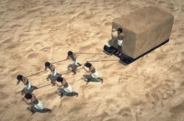 """Bằng chứng khoa học mới nhất về """"công nghệ"""" xây kim tự tháp của người Ai Cập cổ cách đây 4.500 năm - Ảnh 2."""