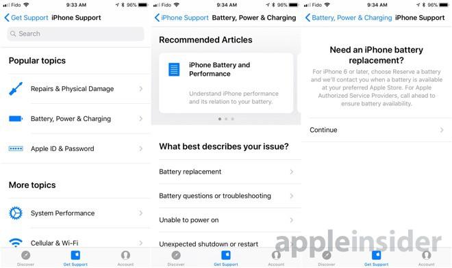 Ứng dụng mới của Apple sẽ cho phép bạn đặt trước pin cho mẫu iPhone mà bạn cần thay - Ảnh 3.