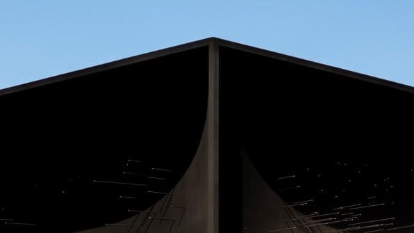 Huyndai Pavilion: Công trình được phủ vật liệu đen nhất thế giới phục vụ Olympic Mùa Đông 2018 tại Hàn Quốc - Ảnh 4.
