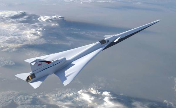 Một bản phác thảo của chiếc X-Plane