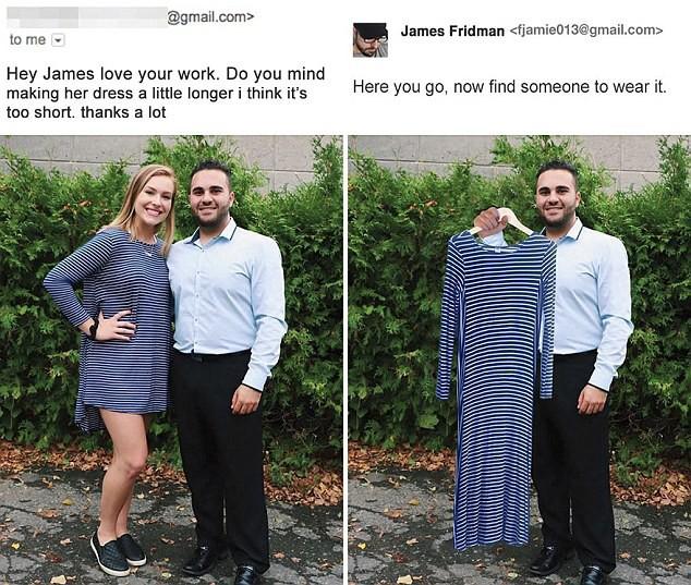 Hàng ngày photoshop chế ảnh người khác, anh chàng lại khiến nhiều người cảm động trước yêu cầu từ một cô gái bị bạn bè bắt nạt - Ảnh 7.