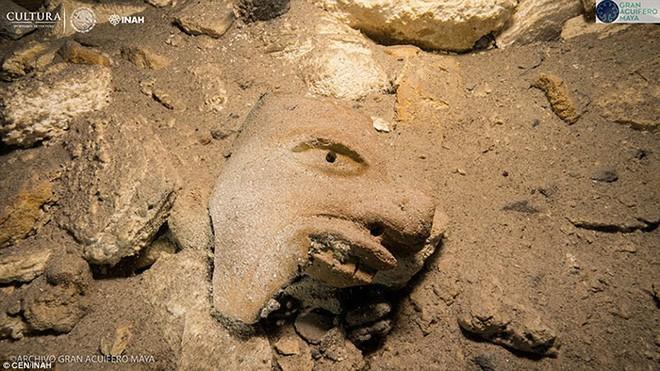 Phát hiện thủ phạm có thể quét sạch công trình khảo cổ 4.000 năm tuổi ở Mexico - Ảnh 4.