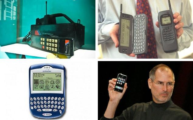 Cách mạng ĐTDĐ: Từ Motorola DynaTAC (1983) đến Samsung Galaxy S9 (2018) - Ảnh 1.
