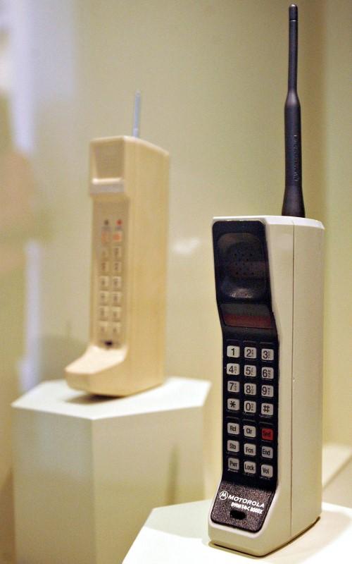 Cách mạng ĐTDĐ: Từ Motorola DynaTAC (1983) đến Samsung Galaxy S9 (2018) - Ảnh 2.