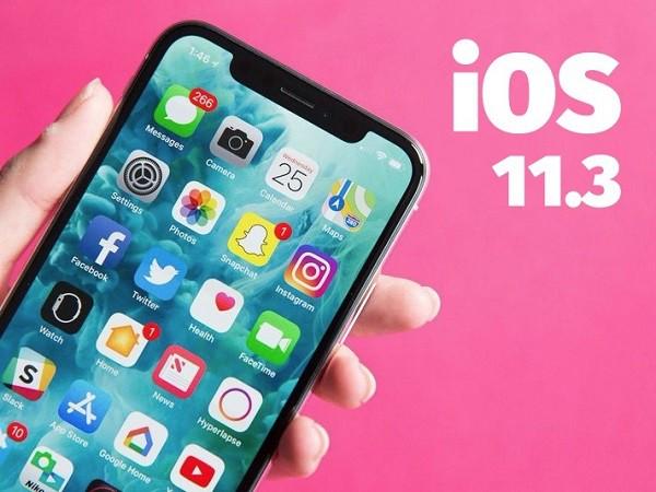 iOS 11.3 với tùy chọn tắt tắt tính năng làm chậm iPhone cũ có thể ra mắt ngay trong tuần này - Ảnh 1.