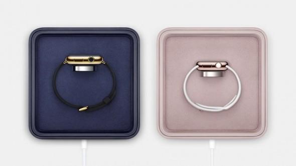 Apple nhận bằng sáng chế hộp sạc không dây phong cách AirPods cho Apple Watch - Ảnh 1.