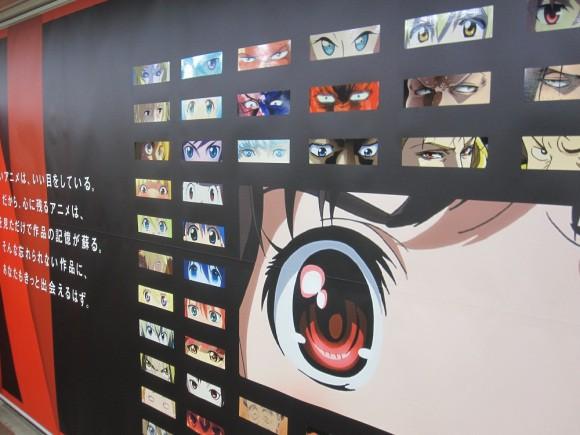 Netflix phủ kín ga tàu đông đúc nhất Tokyo bằng 280 đôi mắt của nhân vật anime - Ảnh 16.
