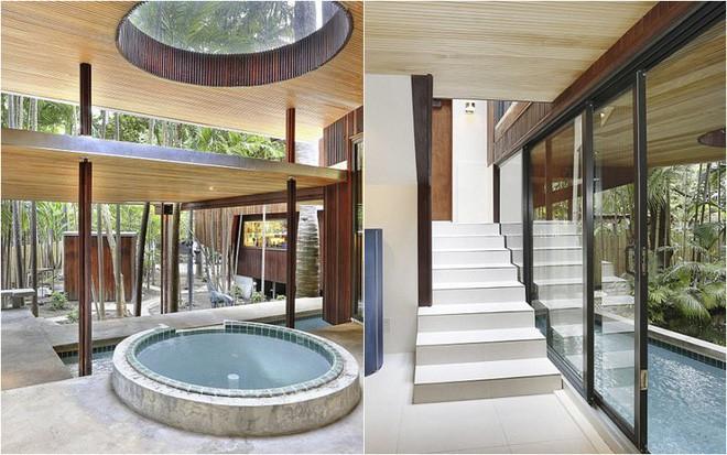 Từng vị trí trong căn nhà đều được đầu tư tỉ mỉ, chỉn chu.