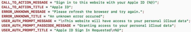Một Apple ID để thống trị tất cả: đoạn mã trong iOS 11.3 beta cho thấy Apple đang phát triển hệ thống đăng nhập cho website sử dụng Apple ID - Ảnh 1.