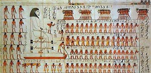 Nhờ vật lý, ta đã biết cách người Ai Cập cổ đại xây kim tự tháp Giza - kỳ quan thế giới như thế nào - Ảnh 3.