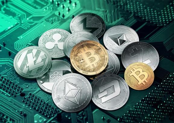 Những đồng tiền ảo đang gây ảnh hưởng rất lớn đến thị trường PC Gaming vốn khởi sắc (Ảnh: Wit Olszewski / Shutterstock)