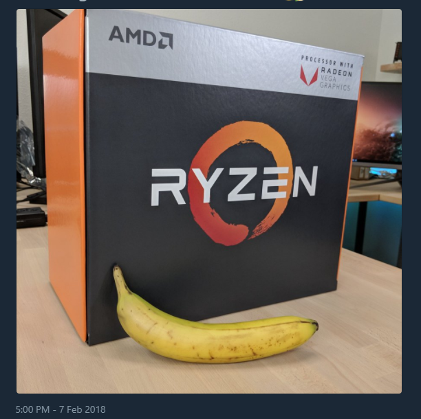 Bộ Reviewer Kit được AMD gửi tới các trang đánh giá thiết bị phần cứng