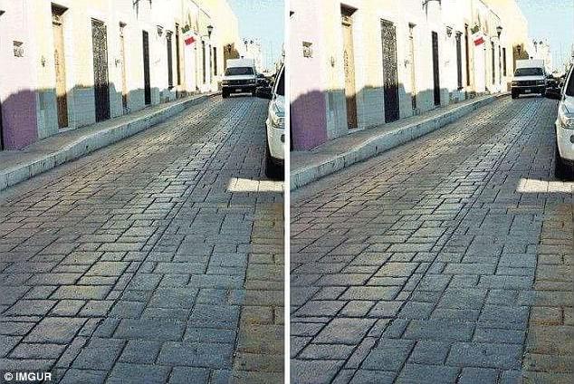 Rất nhiều người muốn đau đầu khi nhìn hai bức ảnh này vì không biết chúng khác hay giống nhau và đây là lý do - Ảnh 1.