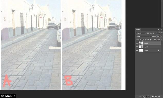 Rất nhiều người muốn đau đầu khi nhìn hai bức ảnh này vì không biết chúng khác hay giống nhau và đây là lý do - Ảnh 2.