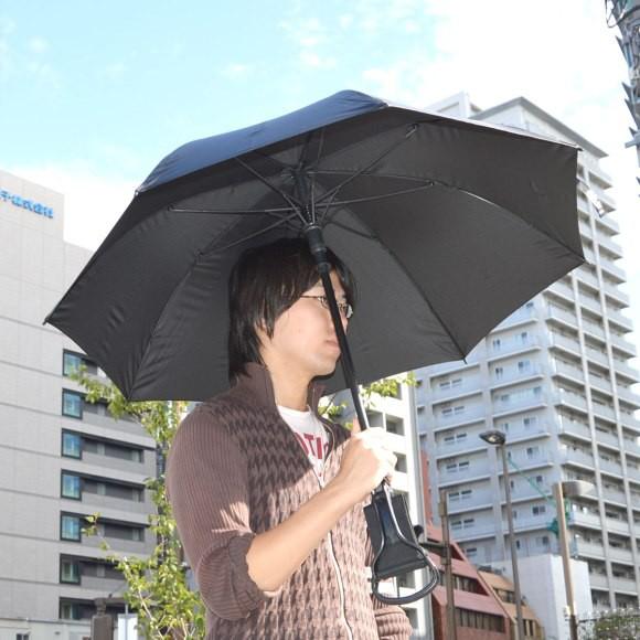 Ô-ghế cực độc của Nhật Bản: Nắng mưa có ô che, mệt mỏi có ghế ngồi - Ảnh 4.