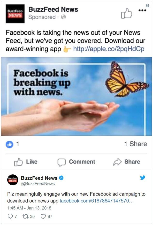 Facebook thay đổi thuật toán hiển thị News Feed là nỗi ác mộng cho những đơn vị truyền thông - Ảnh 3.