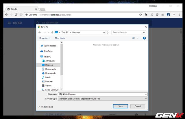Hướng dẫn xuất toàn bộ mật khẩu đã lưu trên Google Chrome - Ảnh 11.