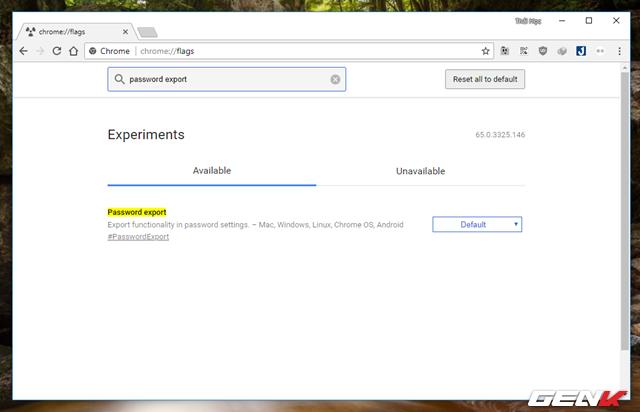 Hướng dẫn xuất toàn bộ mật khẩu đã lưu trên Google Chrome - Ảnh 3.