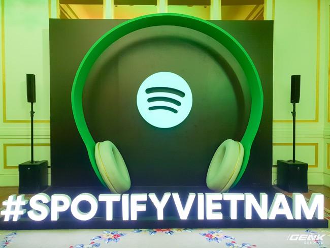 Spotify chính thức ra mắt tại Việt Nam: cung cấp hơn 35 triệu bài hát quốc tế và nhạc Việt, người dùng miễn phí vẫn có thể truy cập đầy đủ kho nhạc - Ảnh 1.