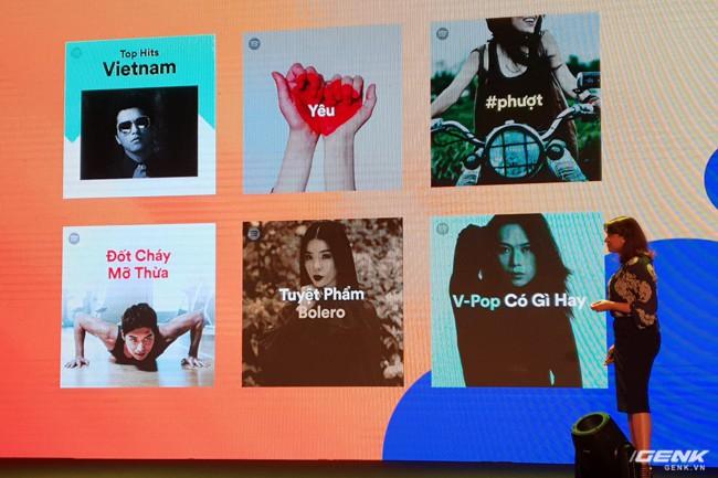 Spotify chính thức ra mắt tại Việt Nam: cung cấp hơn 35 triệu bài hát quốc tế và nhạc Việt, người dùng miễn phí vẫn có thể truy cập đầy đủ kho nhạc - Ảnh 7.
