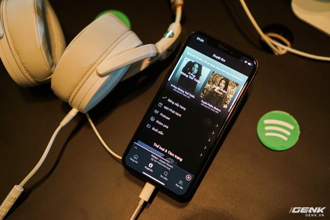 Spotify chính thức ra mắt tại Việt Nam: cung cấp hơn 35 triệu bài hát quốc tế và nhạc Việt, người dùng miễn phí vẫn có thể truy cập đầy đủ kho nhạc - Ảnh 2.