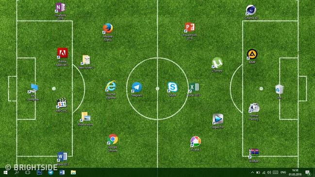 [Vui] Tổng hợp loạt hình nền máy tính hài hước nhất, Internet Explorer chuyên bị bắt nạt - Ảnh 15.